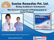 Herbal & Ayurvedic Remedies by Sunrise Remedies Pvt. Ltd., Ahmedabad