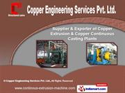 Foundry Equipment by Copper Engineering Services Pvt. Ltd., Chennai