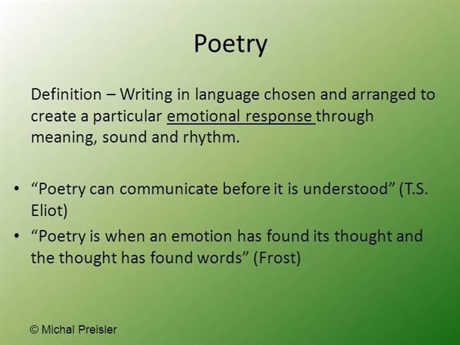How can I improve my poetry analysis on