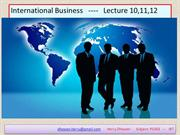 Lecture 6 part one FDI and Importance