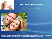 Best Dental Clinic in Dubai UAE  - Best in Dubai UAE