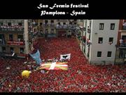 San Fermin festival