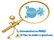 prezi 10 tips to make a good one