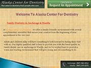 Alaska Center for Dentistry Anchorage