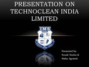 Technoclean INDia Pvt Ltd