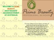 Beauty salon and Spray tan - Primebeauty
