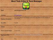 Best Task Killer & Task Manager For Kindle