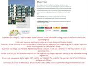 Supertech Eco Village Noida Extension @ 9953518822,9718337727