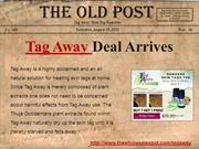 Buy Tag Away - Effective Pain Free Skin Tag Removal