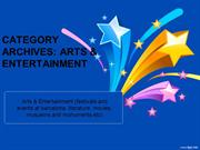 CATEGORY ARCHIVES ARTS & ENTERTAINMENT