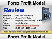 Forex Profit Model Blog