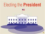Electing the President :  A Guide to the Presidential Election Process