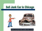 Sell Junk Car in Chicago