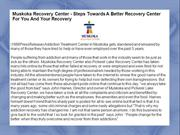 Muskoka Recovery Center - Steps Towards A Better Recovery