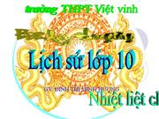 Lich su 10 BAI 10  Thi k hnh thnh v pht trin ca ch  phong k