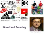 Introduction of Branding