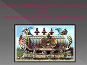 Exotic south Indian cultural tour with distinctive cultural attraction