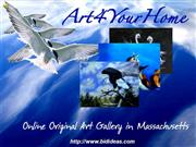 Birds. Online art gallery