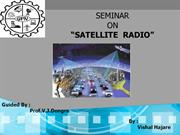 satellite radio ppt