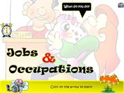 JOBS + OCCUPATIONS ppt 2
