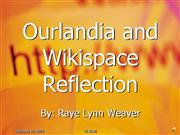 Ourlandia Reflection