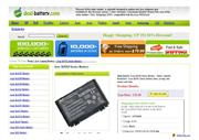 Asus K50IJ Series Battery