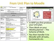 moodle start to learn again