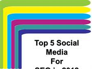 Top 5 Social Media For SEO in 2012