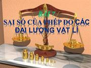 VL10 T12 sai so phep do cac dai luong vat ly