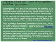 Regulation Scholar Jobs - Myths About Regulation Pupil Work opportunit