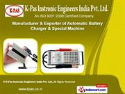 K-Pas Instronic Engineers India Private Limited Tamil Nadu  India