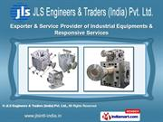 JLS Engineers & Traders (India) Pvt. Ltd Maharashtra  India