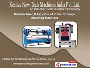 Keshav New Tech Machines Haryana India