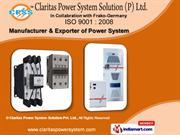 Claritas Power System Solution Pvt Ltd Maharashtra India