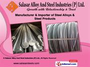 Salasar Alloy And Steel Industries Maharashtra India