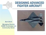 Designing Advanced Fighter Aircraft (1)