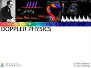 USG Doppler physics
