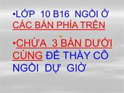 Vl10 tiet 47 Cau tao chat co video  minh hoa