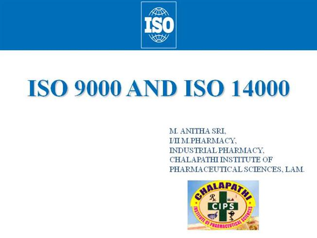 What makes iso 9000 and iso 14000 so special — photo 2