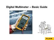 Fluke-India-Digital-Multimeters-Presentation-22-08-2012
