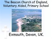 ENGLAND - Beacon school Presentation