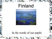 FINLAND - comenius-finland