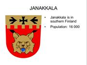 FINLAND - JANAKKALA4LK