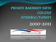 TURKEY - Turkey_SCHOOL