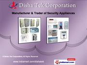 Electronic Security Safes by Disha Tek Corporation, New Delhi