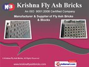 Fly Ash Bricks And Blocks by Krishna Fly Ash Bricks, Coimbatore