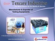 Textile Testing Equipment by Texcare Industries, Ghaziabad