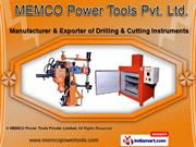 Industrial Power Tools by MEMCO Power Tools Private Limited, Mumbai