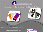 Labels by Accurate Labels Private Limited, Noida
