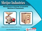 Flour Machines by Shrijee Industries, Ahmedabad, Ahmedabad